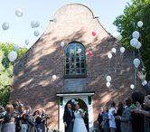 Trouwlocaties die je niet mag missen. / Mooie trouwlocaties in Nederland.