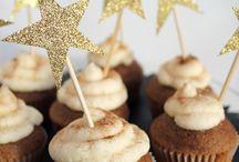 Theo's Birthday Cupcakes