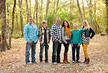 Family Pictures / by Ashlee Redshaw