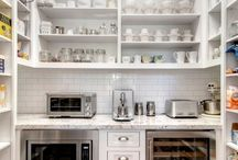 Pantry ideas / pantry inspiration, renovations, revamp pantry