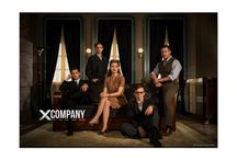 X Company / Merchandise is available at Zazzle.ca.                                                                                                                                                                                                                                                                 Inspired by remarkable true events, X Company is an emotionally driven character drama set in the thrilling and dangerous world of WWII espionage and covert operations.