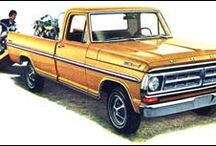 1967 Ford F100  / by Hope Halfacre-Bryant