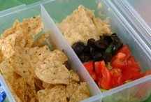 Lunch/Snack Ideas / by Linda Stout