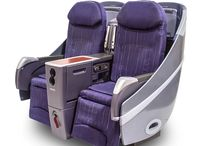 FIRST & BUSINESS CLASS SEATS