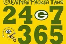 Packer Signs & sayings / by Packernet
