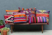 Trend alert: Kilim cushion covers