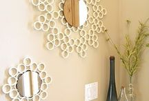 Decorating the home, DIY home decor, random cheats to make my house awesome. / by Cheyenne Renee