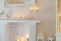 Shabby chic ideas / Inspiring ides for shabby chic lovers