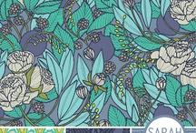 Texturas / Telas colores diseños