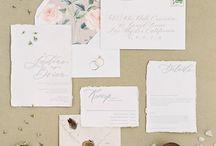 Wedding Details Styling / Fine Art Wedding Photography Inspiration. Wedding Details using Fuji 400h Film.
