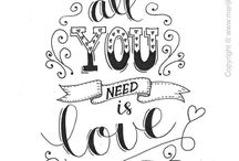 Liefde tekenen