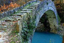 Pontes de pedra