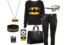 Batman clothing / :)
