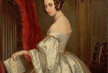 piano et dame 1800...