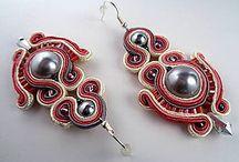 My soutache / My handmade soutache jewellery