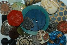 Button Assortments / Photos of beautiful button assortments