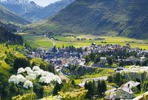 Andermatt Summer / Sommer emotions for the beautiful mountain village #Andermatt