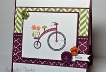 Stampin' Up! / by Julie Arvin