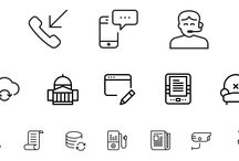 Icons / by Jesper Winther