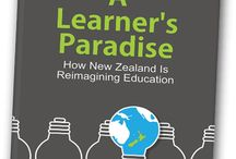 A Learner's Paradise by Richard Wells / New Zealand's approach to #Education is world leading. In A Learner's paradise, Richard Wells takes you through all facets and systems at play and how they all align to making teaching in New Zealand the best job in the world.