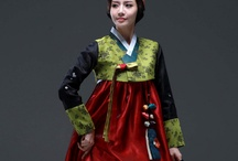 Eastern traditional dress