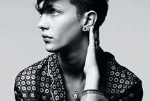 Hairdos / I <3 short hair! / by Adrienne Shaffer
