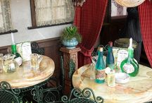 MINIATURE ROOM DINING OR SHOP