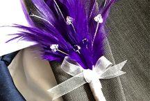 Purple Weddings - Cadbury Purple