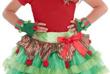 christmas dance accessories