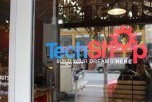 Techshop Laser Cutter / Ideas to make things at TechShop San Jose
