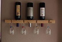 wine stand