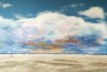 Schilderijen eigen werk www.Polleleuks.nl