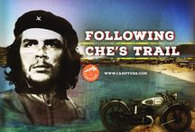 Following Che's Guevara Trail – An Epic Road Trip / Motorcycle diaries journey