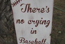 Baseball!!!! :) / by Kami Schumm