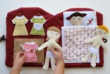 pupazzetti e bamboline