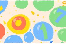 Google doodles 2017 / This is where I am going to pin ALL the doodles in 2017 ... ! :-)