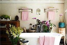 Bathroom / Ideas how to style or decorate your bathroom