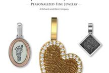 Imprint On My Heart Personalized Fingerprint Jewelry Catalog