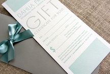 Vouchers & gifts cards