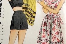 moda lata 1940