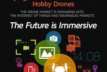 Drone - Infographies