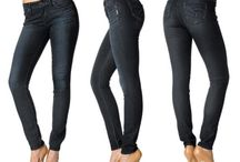 Smaller, Bigger! How Did You Cheat a Dream Butt With a Pair of Jeans