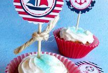 Party: Sailor  / Ships ahoy great fun sailor party ideas to throw a fun filled sailor time!