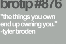True story. / by Lindsey Johnston