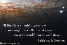 NASA Picture Quotes / Images courtesy of NASA with inspirational quotes.