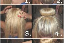 How to: Hair Do's / by Victoria Barton