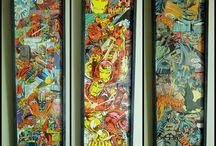 Comics decoracion