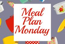 Meal Plan Monday / Family Meal Planning, Recipes, Menu Ideas, Free Meal Planning, Healthy Meal Planning