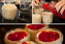 Pie in jar / Tortinhas