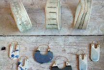 bijuterias de ceramica